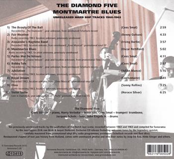 The Diamond Five Ermi Musical