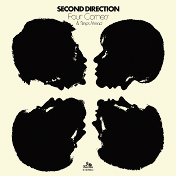 SECOND DIRECTION – Four Corners & Steps Ahead Front Cover