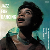 GLORIA_STEWARD_and_MANFRED_BURZLAFF_QUARTET_Jazz_For_Dancing